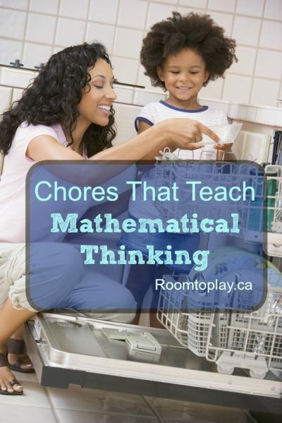 chores that teach